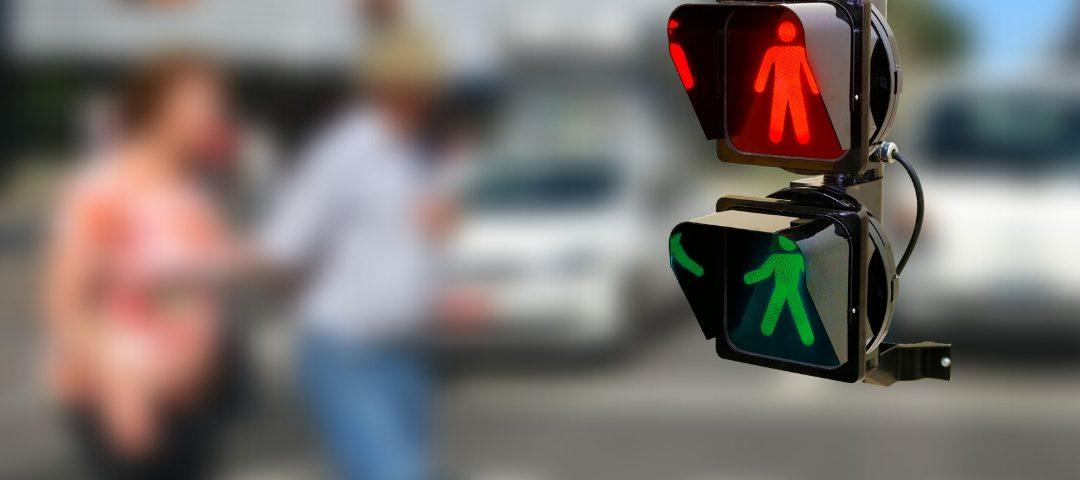 função do semáforo também é proteger a vida